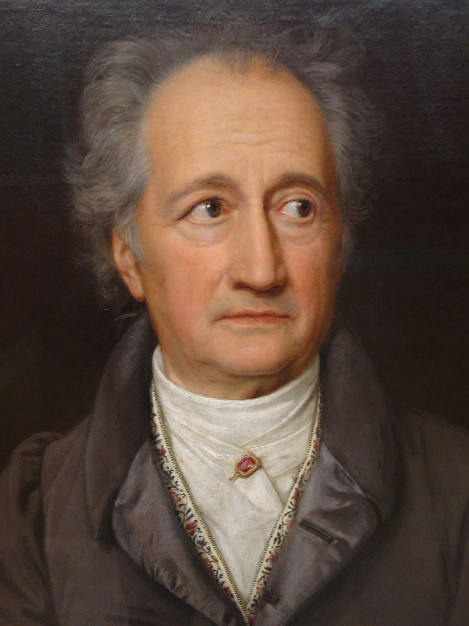 a biography of johann wolfgang von goethe a german writer and statesman Johann wolfgang von goethe (/ ˈ ɡ ɜːr t ə / german: [ˈjoːhan ˈvɔlfɡaŋ fɔn ˈɡøːtə] ( listen) 28 august 1749 – 22 march 1832) was a german writer and statesman.